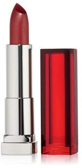 Maybelline Colorsensational Lip Color Lipstick, 640, Ruby Star.