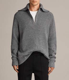 AllSaints Ivann Funnel Sweater