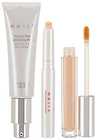 Mally Beauty Mally Correct, Conceal, & Brighten 3-piece Collection
