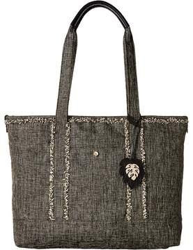 Tommy Bahama Jitney Tote Tote Handbags