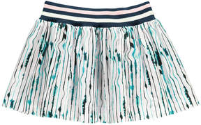 No Added Sugar Around The Issue Striped Skirt