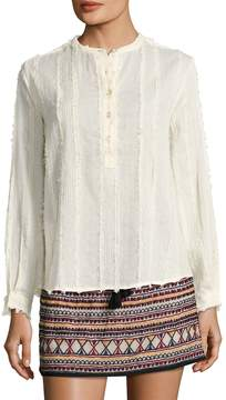 Antik Batik Women's Carlito Cotton Blouse