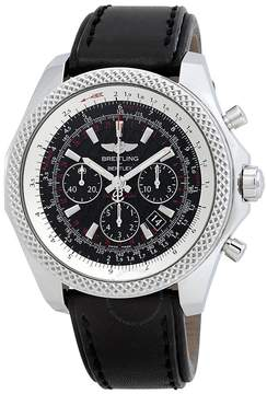 Breitling Bentley B06 Chronograph Automatic Black Dial Men's Watch