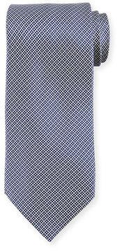 Stefano Ricci Linked Small Circle Silk Tie