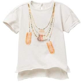 Jessica Simpson Embellished Top (Little Girls)