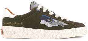 Pepe Jeans Suede leather trainers