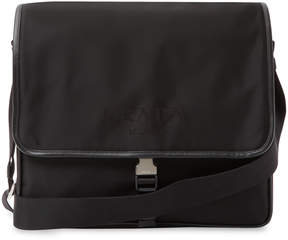 Prada Buckle Messenger Bag