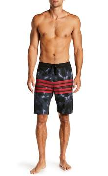 Burnside Print Stretch Board Shorts