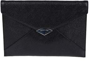 Michael Kors Envelope Clutch - BLACK - STYLE