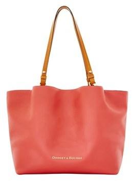 Dooney & Bourke City Flynn Shoulder Bag. - DUSTY ROSE - STYLE