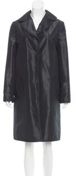 Andrew Gn Lightweight Trench Coat