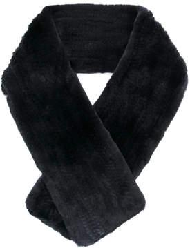 Yves Salomon Four Rex scarf