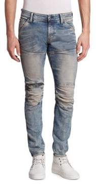G Star 5620 3D Zip Knee Jeans
