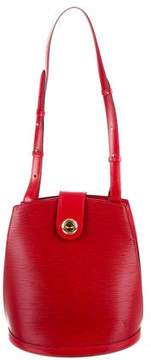 Louis Vuitton Epi Cluny Bag - RED - STYLE