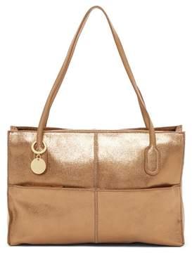 Hobo Friar Leather Shoulder Bag