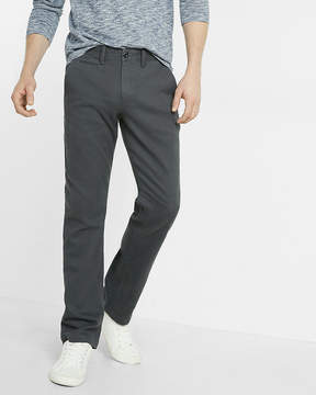 Express Slim Fit Cotton-Blend Chino Pant