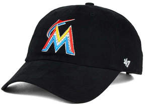 '47 Miami Marlins Gemstone Clean Up Cap