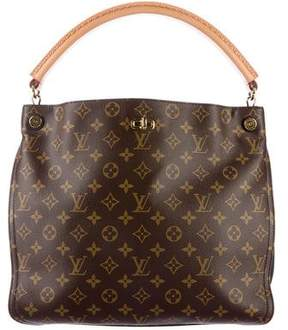 Louis Vuitton 2015 Monogram Gaïa Bag