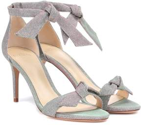 Alexandre Birman Clarita metallic sandals