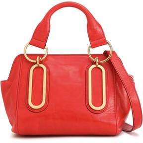 See by Chloe Paige Leather Shoulder Bag