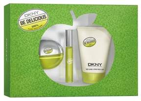 DKNY Be Delicious by Women's Fragrance Gift Set - 3pc