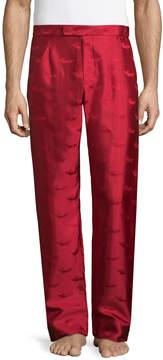 La Perla Men's Silk Pajama Pants