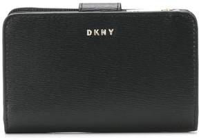 DKNY zip wallet