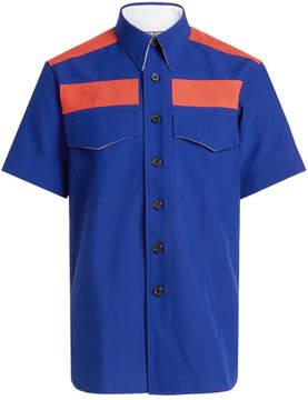 Calvin Klein Button Front Shirt