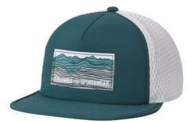 Columbia Creek to Peak Hat