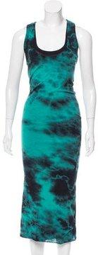 Enza Costa Printed Midi Dress