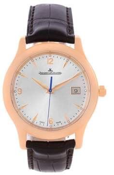 Jaeger-LeCoultre Jaeger Lecoultre Master 147.2.37.S Q147237S 18K Rose Gold 40mm Mens Watch