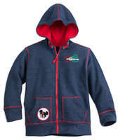 Disney Mickey Mouse and Friends Zip Hoodie for Kids - Walt World 2018