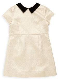 Bonpoint Toddler's, Little Girl's & Girl's Metallic Dress