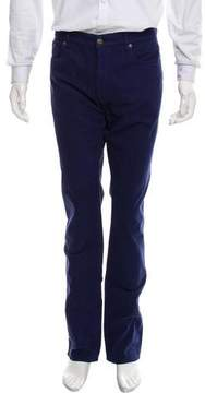 Incotex Ray Regular Flat Front Pants