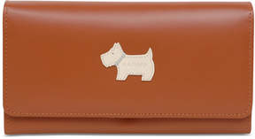 Radley London Heritage Dog Large Flapover Matinee Wallet