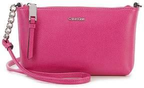 Calvin Klein Hayden Mercury Cross-Body Bag