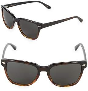 Zac Posen Women's Daan 55MM Square Sunglasses