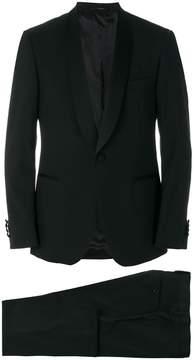 Lardini shawl lapel dinner suit