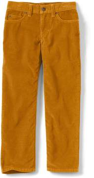 Lands' End Lands'end Boys 5-pocket Corduroy Pants
