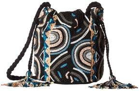 Sam Edelman Abela Beaded Bucket Handbags