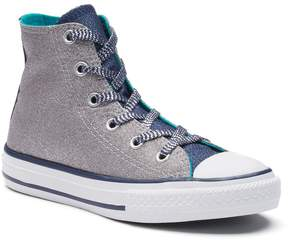 Converse Kids' Chuck Taylor All Star Shine High Top Sneakers