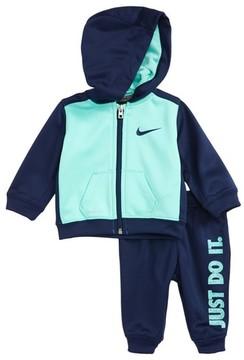 Nike Infant Boy's Therma-Fit Hoodie & Pants Set