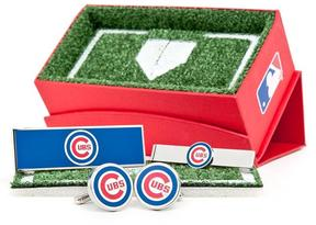 Ice Chicago Cubs 3-Piece Gift Set
