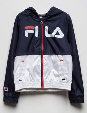 Fila Heritage Colorblock Girls Windbreaker Jacket