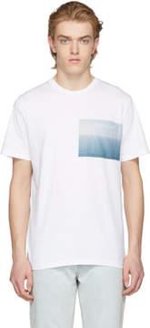 A.P.C. White Sea View T-Shirt