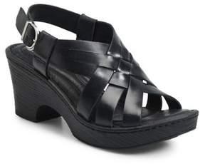 Børn Crevalle Platform Sandal