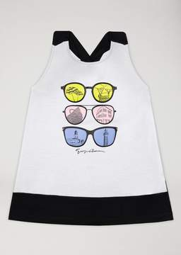 Armani Junior Sunglasses Print Vest