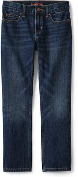 Lands' End Lands'end Boys Iron Knee Slim Fit Jeans