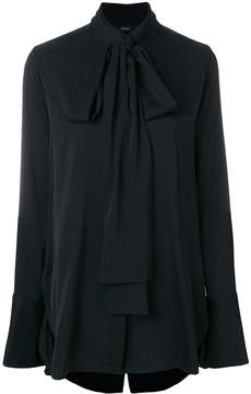 Ellery bow detail blouse