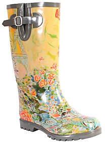 NOMAD Puddles III Rubber Rain Boots - Artist Bo ots